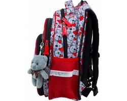 Рюкзак школьный для девочки Winner 8045