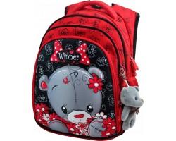 Рюкзак школьный для девочки Winner 8061