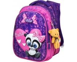 Рюкзак школьный для девочки Winner 8068