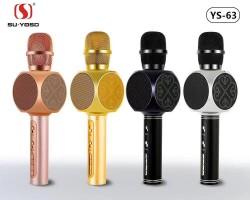 Беспроводной  караоке микрофон SUYOSD YS-63