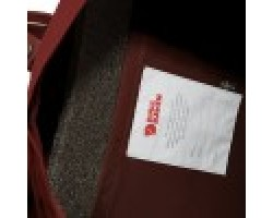 Культовый рюкзак Fjallraven Kanken Classic Ox Red, Бордовый