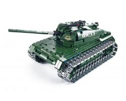 Конструктор Qihui 8011 Танк радиоуправляемый