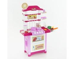 Детская кухня 889-4 ( звук, свет) 32 предмета